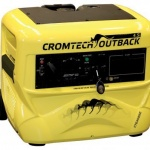 Cromtech 4500w Inverter Generator Remote Electric Start