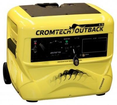 cromtech outback inverter generator